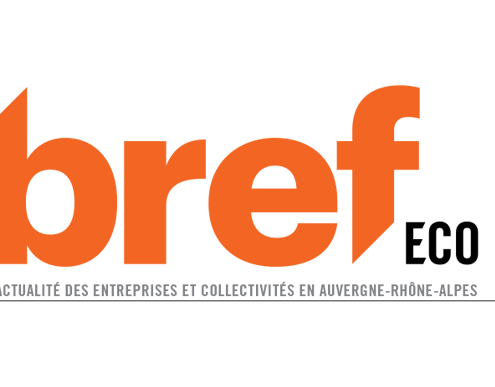 Bref'Eco - Logo