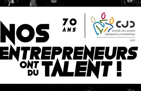 Nos entrepreneurs ont du talent !