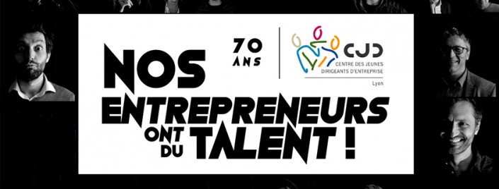 Nos entrepreneurs ont du talent !