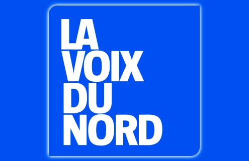 Logo - La Voix du Nord